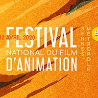 Logo FestivalAnimation. de Rennes